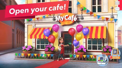 My Cafe — Restaurant Game. Serve & Manage 2021.5.2 screenshots 1