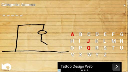 Jogo de Forca Lite For PC Windows (7, 8, 10, 10X) & Mac Computer Image Number- 9