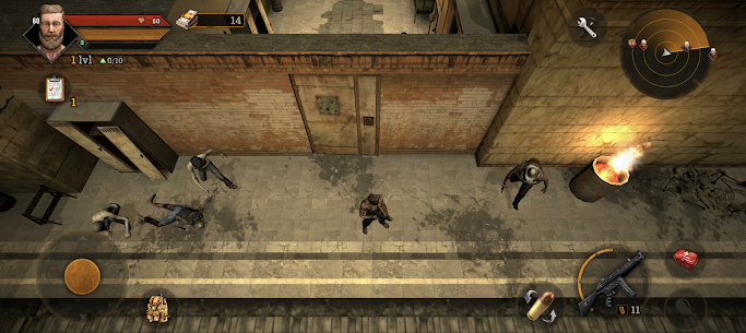 Metro Survival Game, Zombie Hunter Mod Apk 1.57 (A Lot of Money) 5