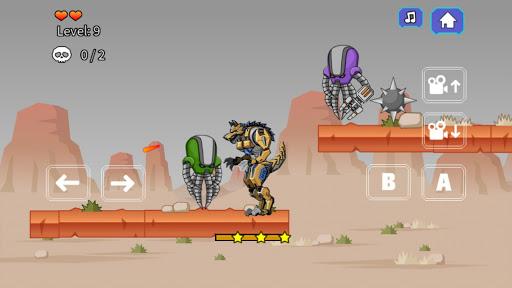 Robot Werewolf Toy Robot War 2.5 screenshots 3