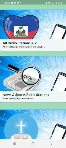Haiti Radio - All Radio Stations from Haiti android2mod screenshots 1