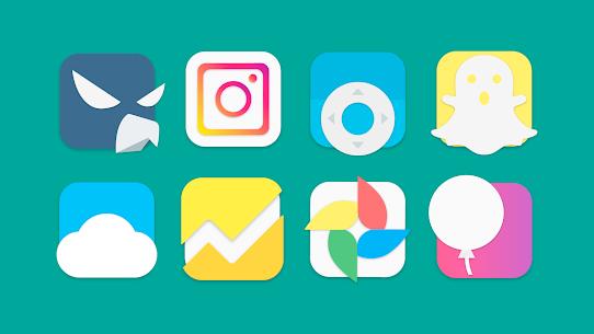 Flat Evo – Icon Pack 4.2 Apk 5