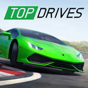 Top Drives: carreras con tarjetas de autos