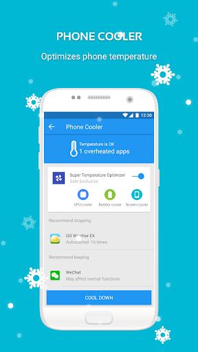 Safe Security -  Antivirus, Booster, Phone Cleaner 5.6.9.4834 Screenshots 5