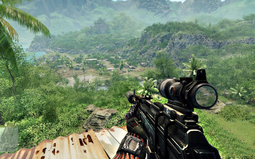 FPS Commando Mission: New Shooting Real Game 2021 screenshots 1