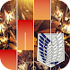 Eren Titan AOT Shingeki  Anime Piano Tiles - Androidアプリ