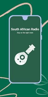 South African Radio - Live FM Player Screenshot