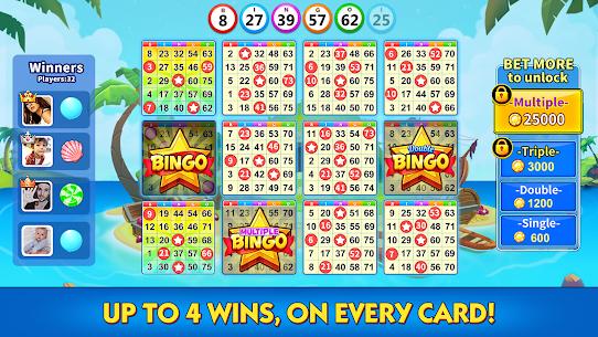 Bingo: Lucky Bingo Games Free to Play at Home 4