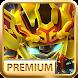 Superhero Fruit 2 Premium: Robot Fighting - Androidアプリ