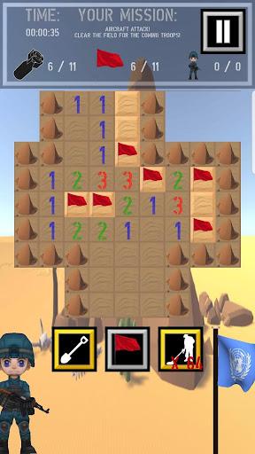 Trooper Sam - A Minesweeper Adventure modavailable screenshots 5