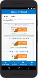Coupons for Walmart Offers APK Download 1