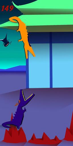 Ninja Hero: Rope Escape  screenshots 4