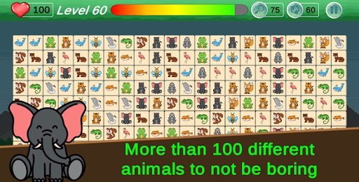 Onet Connect Animal Classic 3.1 Screenshots 7