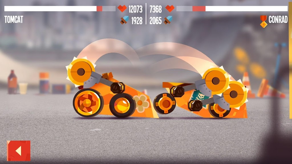 CATS: Crash Arena Turbo Stars poster 6