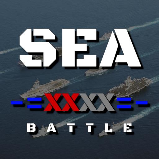 Sea Battle or Battleship - classic board game