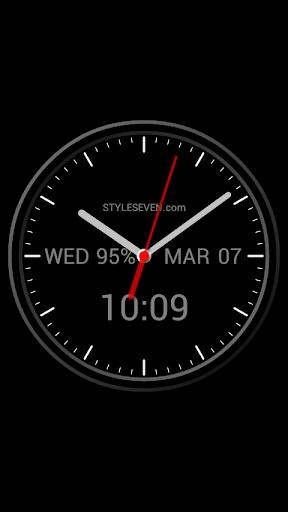 Watch Live Wallpaper-7 3.2 screenshots 1