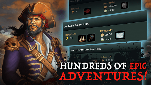 Pirate Clan: Treasure of the Seven Seas 3.32.0 screenshots 1