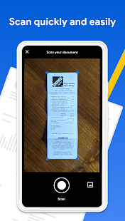 Stack: PDF Scanner by Google Area 120 Screenshot