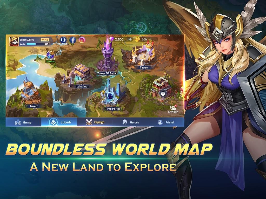 Mobile Legends: Adventure  poster 10