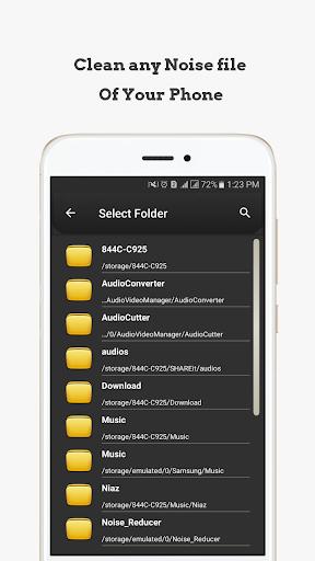 Mp3, MP4, WAV Audio Video Noise Reducer, Converter 0.6.1 Screenshots 3