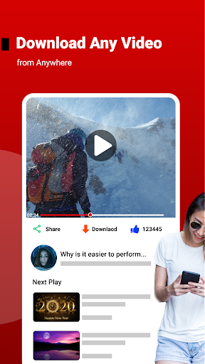 All Video Free Downloader 2020 - Movie Downloader screenshots 1