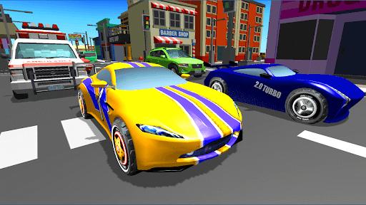 Super Kids Car Racing In Traffic 1.13 Screenshots 5