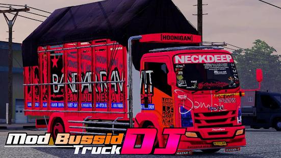 Mod BussiD Truck DJ 1.1 Screenshots 1