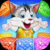 icono Wooly Blast: innovador juego de match 3 y colores