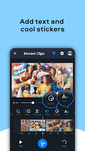 Movavi Clips – Video Editor with Slideshows 7
