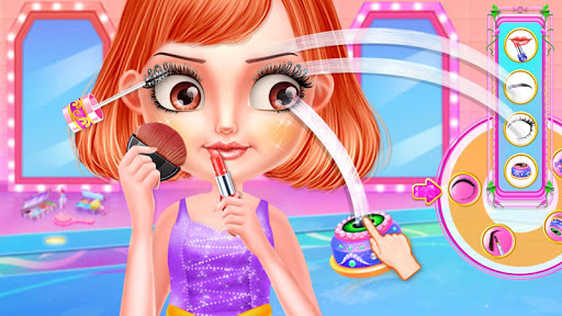 Baby Girl Salon Makeover - Dress Up & Makeup Game  Screenshots 8