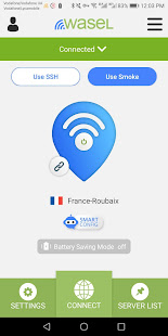 iWASEL OpenVPN pour Android