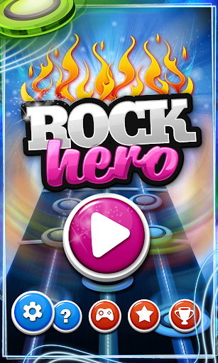 Rock Hero 7.2.8 screenshots 2