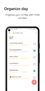 Todo List Simple Notes Pro Paid Apk 1