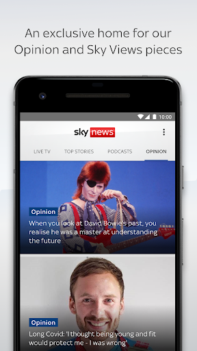 Sky News: Breaking, UK, & World  screenshots 4