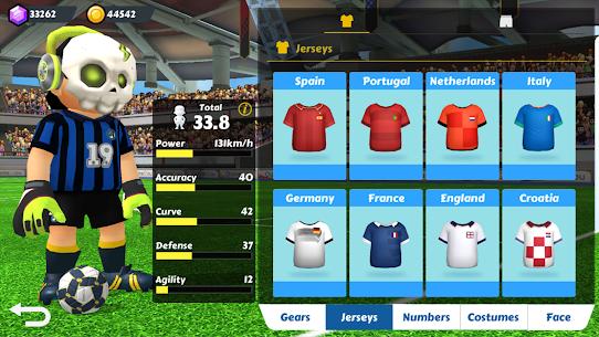 Mobile Football MOD APK 2.0.10 (Ads Free) 7