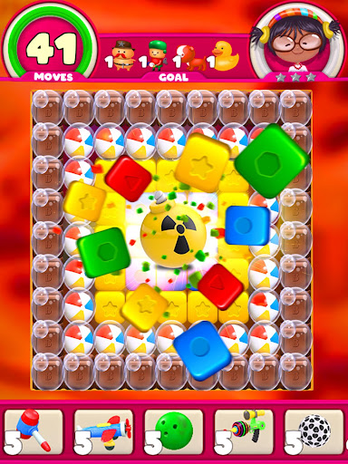 Toy Box Story Party Time - Free Puzzle Drop Game! screenshots 21