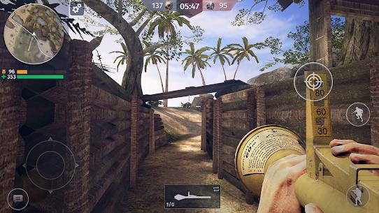World War 2  Battle Combat FPS Shooting Games Apk Download 2