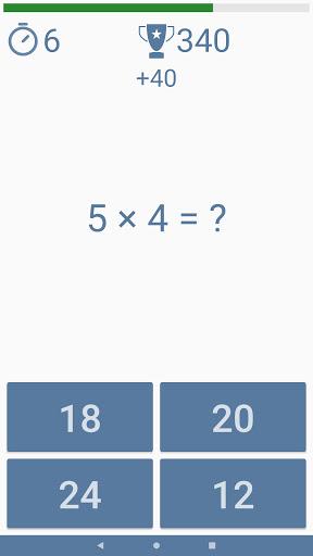 Math games - Brain Training screenshots 17