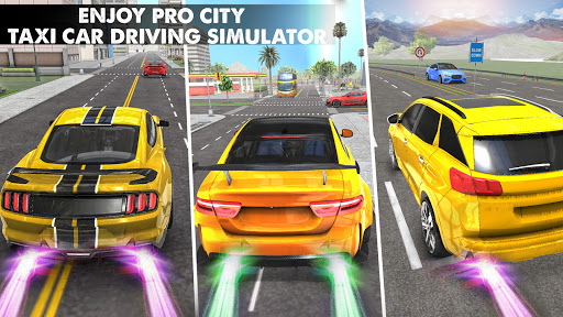City Taxi Driver 2021 2: Pro Taxi Games 2021 0.1 screenshots 6