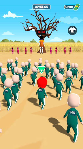 Squid : Red Light Green Light Game apkdebit screenshots 1