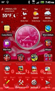 LC Rose Theme For For Pc (Windows And Mac) Download Now 2
