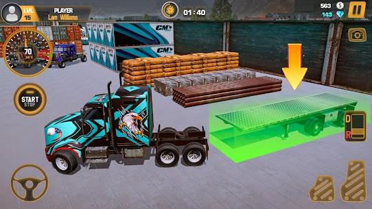Free Heavy Truck Simulator USA  Euro Truck Driving 2021 4