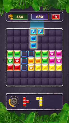 Block Puzzle Classic - Brick Block Puzzle Game apkpoly screenshots 7