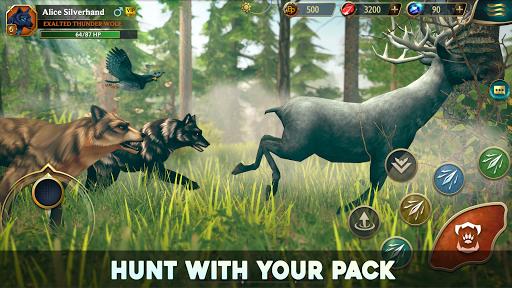 Wolf Tales - Online Wild Animal Sim 200152 screenshots 8