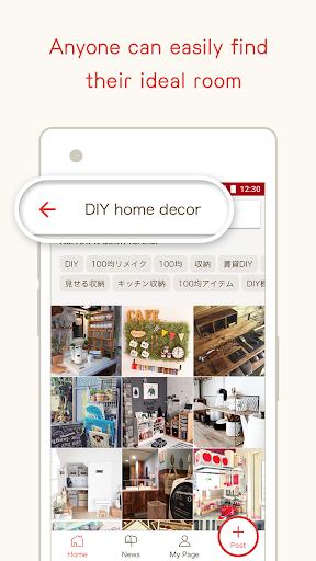 RoomClip Interior PhotoSharing 5.9.1 screenshots 2