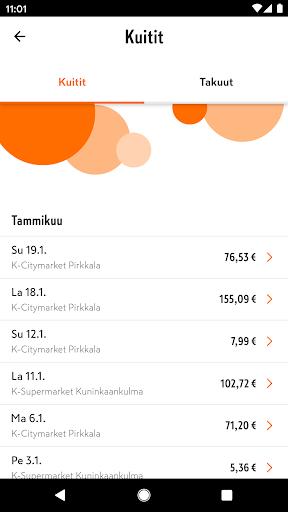 K-Ruoka modavailable screenshots 7