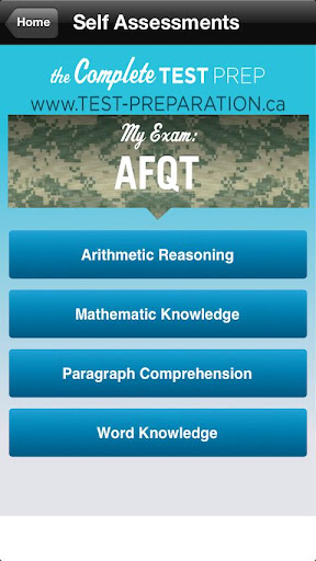 Complete AFQT Study Guide For PC Windows (7, 8, 10, 10X) & Mac Computer Image Number- 7