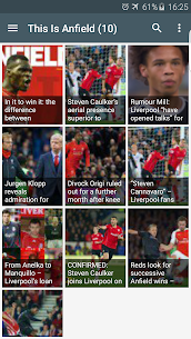 Liverpool Football News  For Pc (Windows 7, 8, 10 And Mac) 1