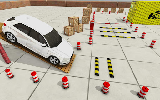 Modern Car Parking Free Games 3D u2013 New Car Games screenshots 6