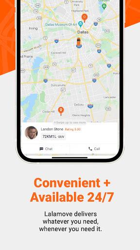 Lalamove - On-Demand Delivery  Screenshots 5